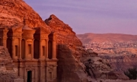 PETRA BUDGET TOUR E MAR MORTO